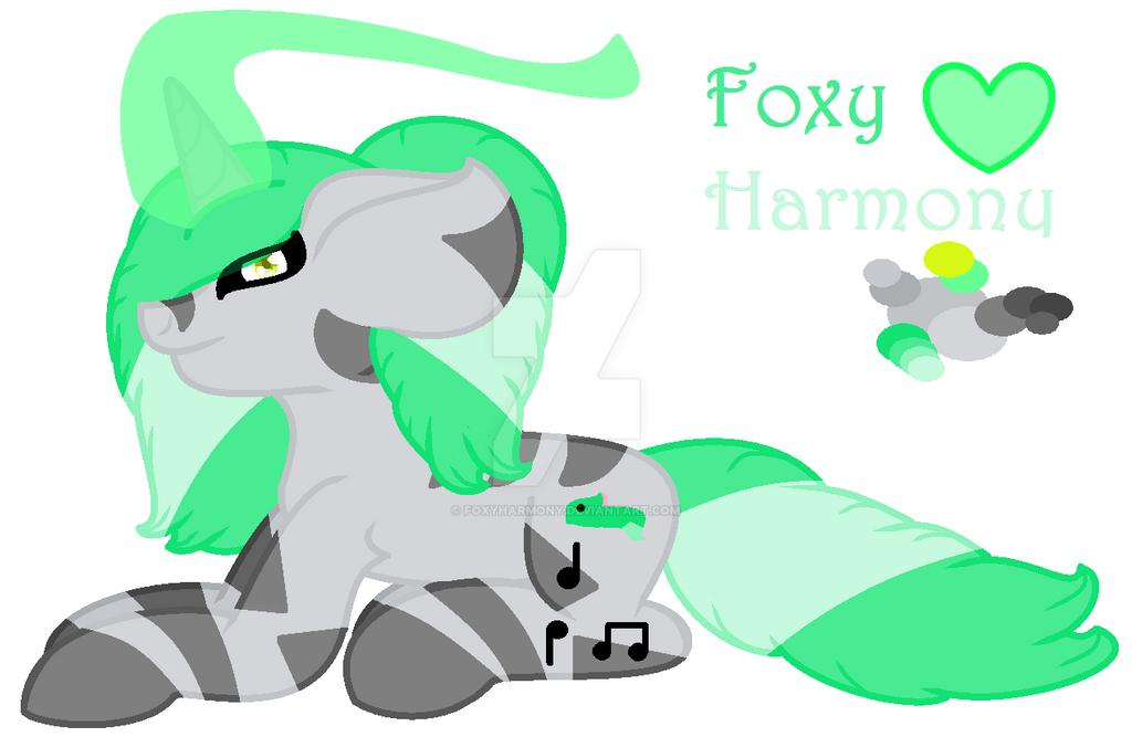 Foxy harmony images 86