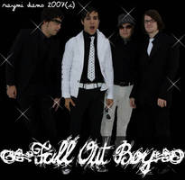 fall out boy by love-raymi