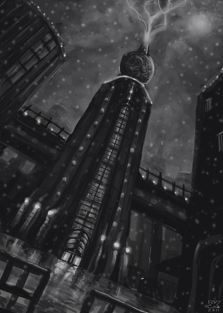 snow city by sunilk83