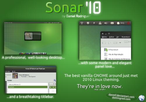 Sonar'10 preview