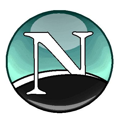 netscape logo by angelasamshi on deviantart