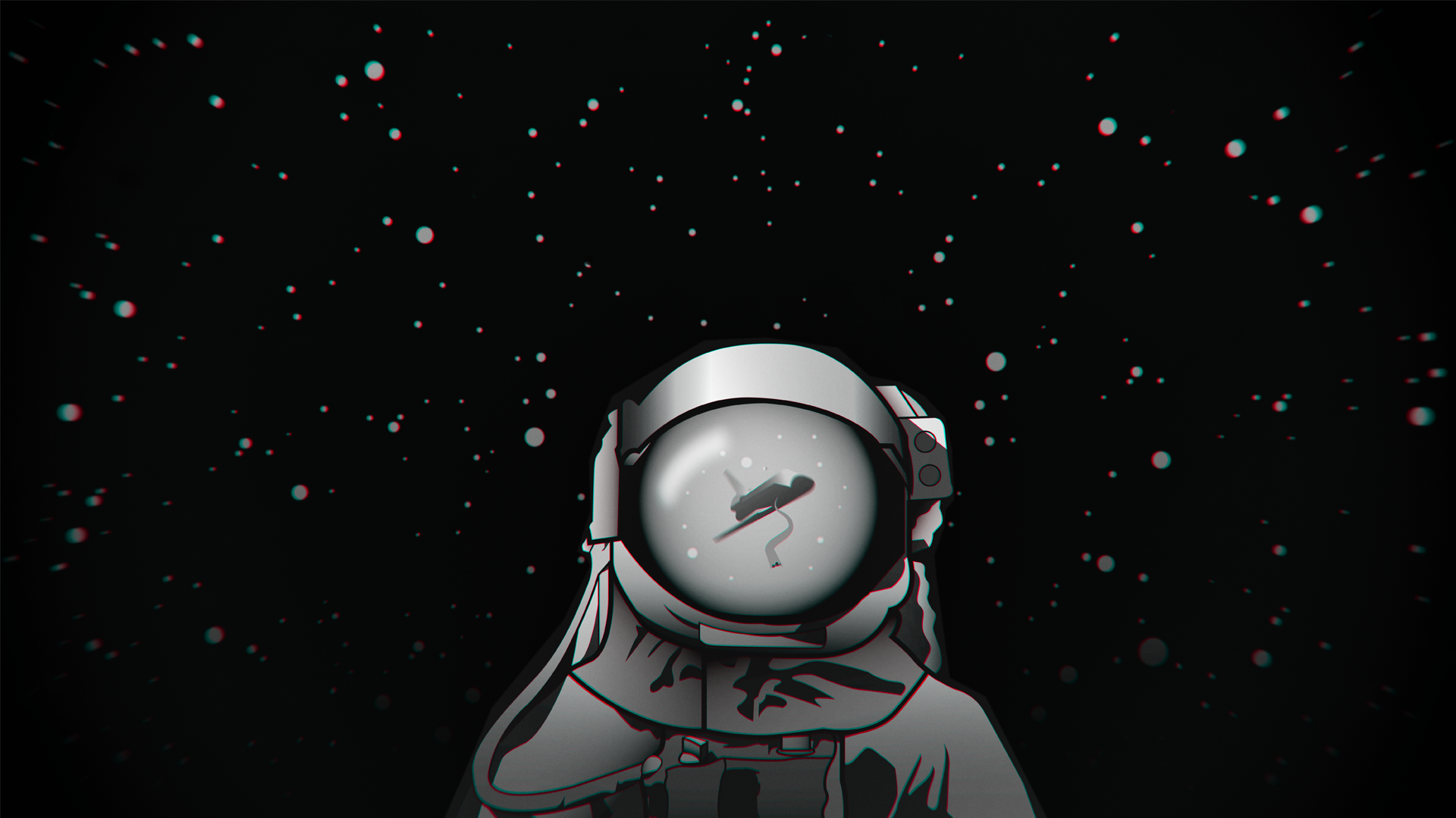 Deep Space - Wallpaper | 1920x1080 by Array1337 on DeviantArt