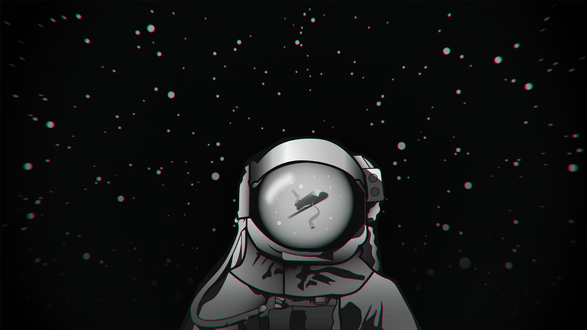 Deep Space - Wallpaper | 1920x1080 by Array1337 on DeviantArt