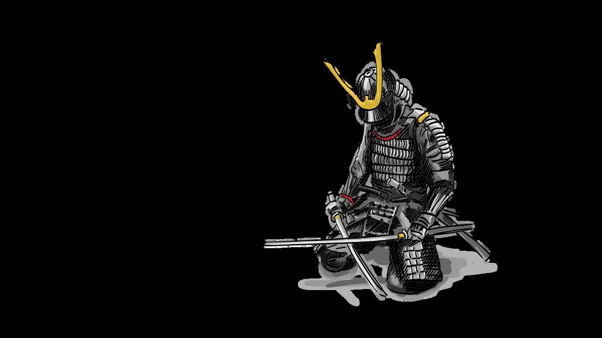last samurei