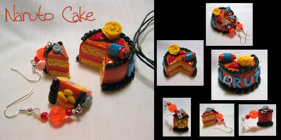 Naruto Cake by okapirose