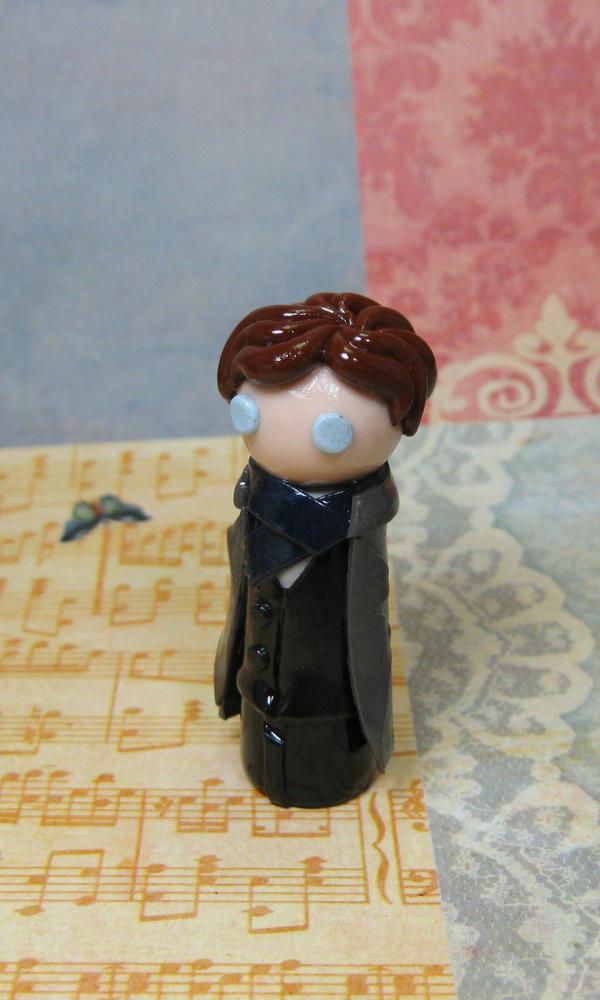 Wobbles: Sherlock by okapirose
