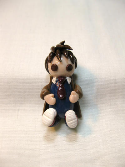 Miniz: 10th Doctor by okapirose