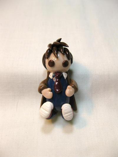 Miniz: 10th Doctor by okapirose