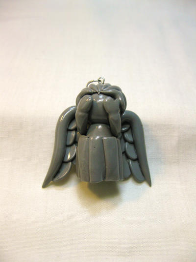 Miniz: Weeping Angel by kitcat4056