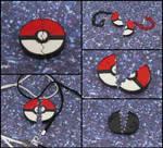 Pokeball Friendship Bracelets
