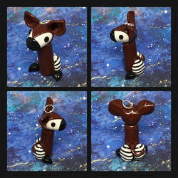 Wobbles: Animals - Okapi by okapirose