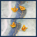 Sea Pancake Earrings