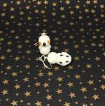 Snowy Owl Earrings