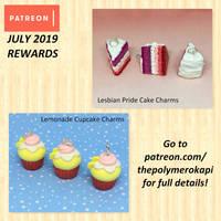 August 2019 Patreon Rewards (2/3)