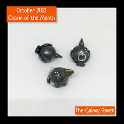 October 2021 Charm of the Month