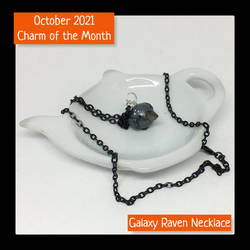 October 2021 Charm of the Month Necklace