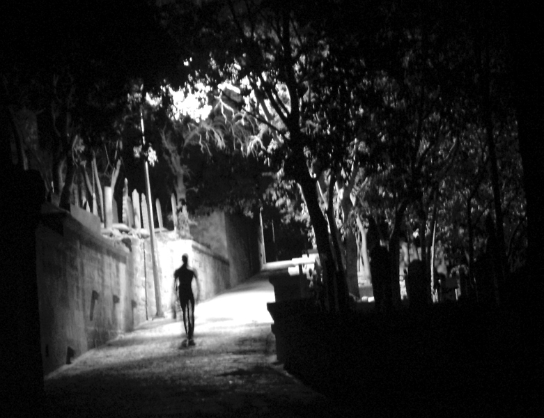 walking by nazag
