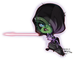 :Commission: Chibi Aia by Miladymorigane