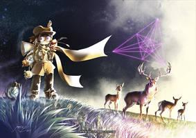 The Traveler by Miladymorigane