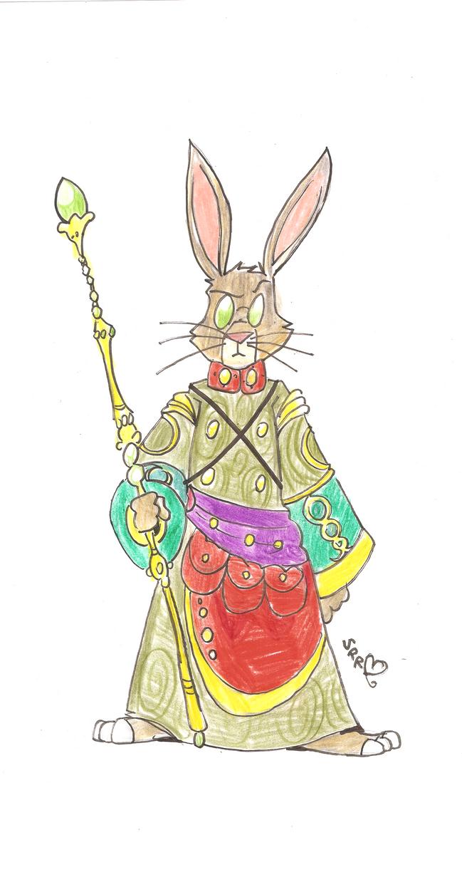 Bunny by gelfnig