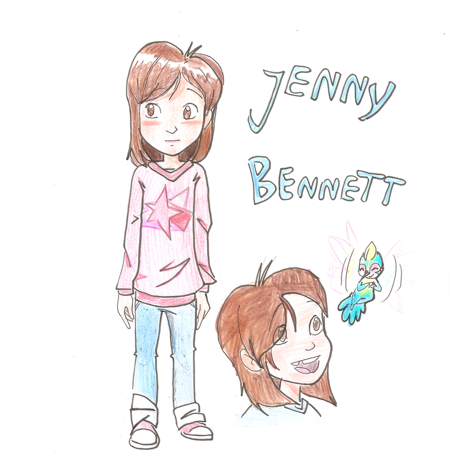 Rise of the Guardians: Jenny Bennett by gelfnig