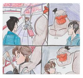 MD Comic: Josh part 3