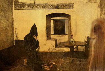 The Incantation by Dark-Wayfarer