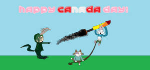 Happy Canada Day :D