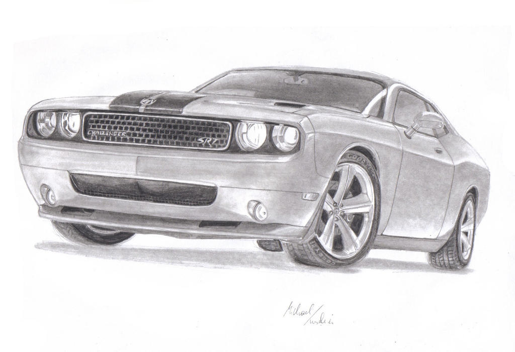 Dodge Challenger By Madmike27 On Deviantart
