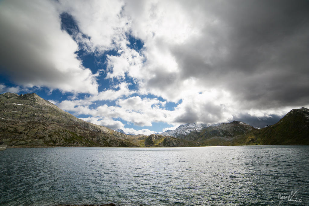 Lago del Naret by MadMike27