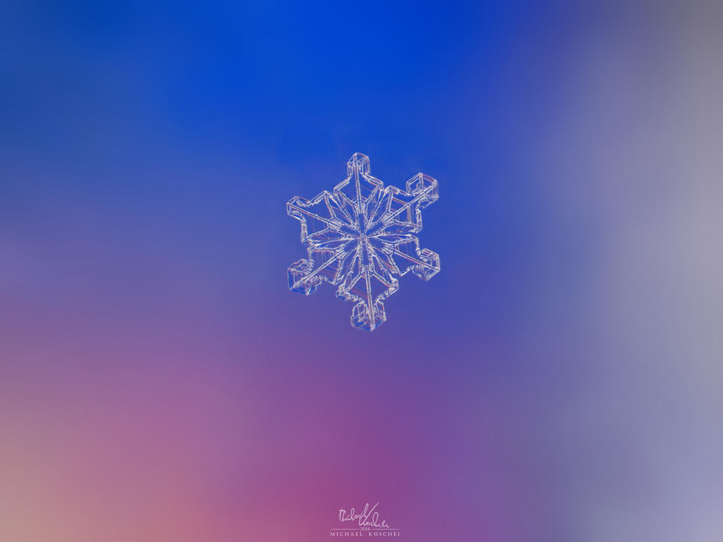 Snowflake in geometry by MadMike27