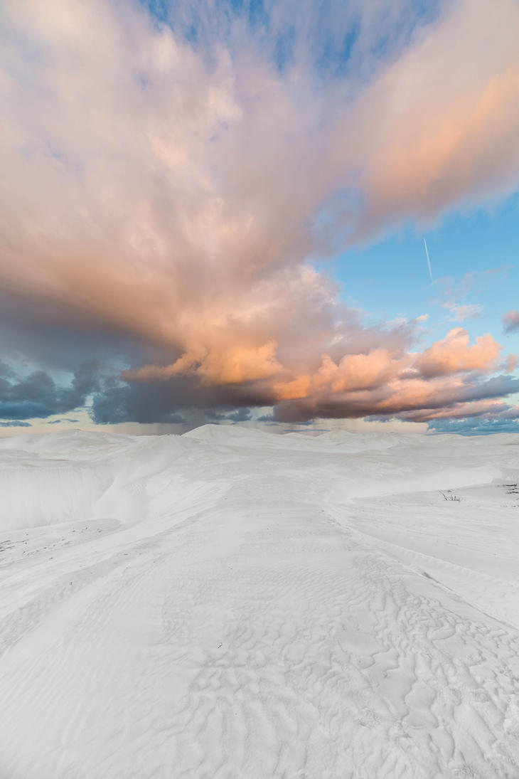 white desert by MadMike27