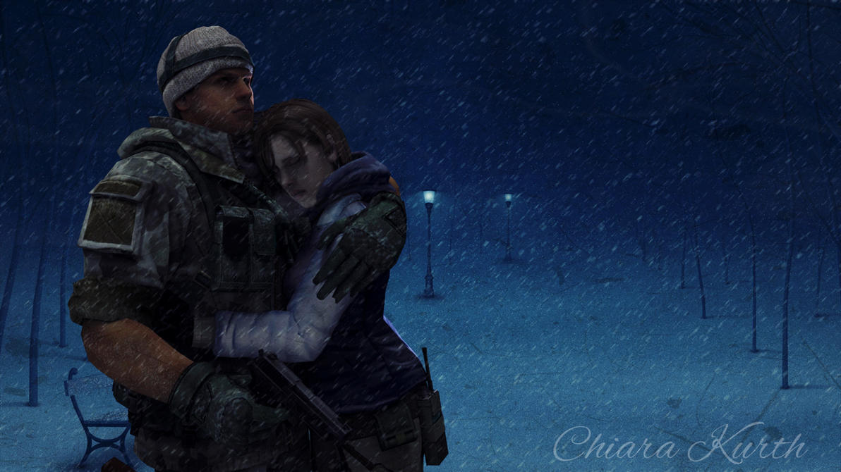 Jill Valentine And Chris Redfield 5 By Mk-re55 On DeviantArt