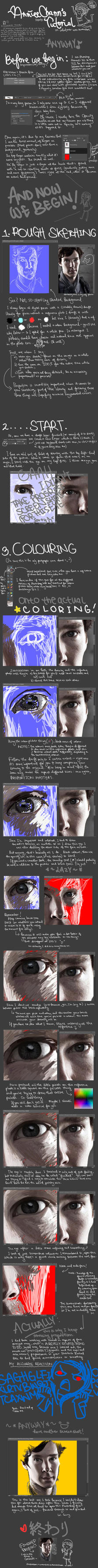 Sherlock: the Tutorialish by AnnieeChann