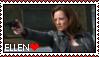 Supernatural Girls Stamp 3: Ellen by EchoRoll