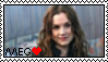 Supernatural Girls Stamp 4: Meg by EchoRoll