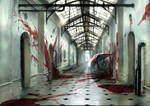 Rutledge Asylum - Insane