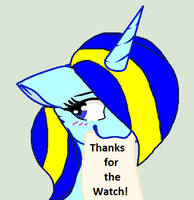 Thanks For The Watch! by PrincessLOL90