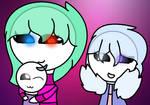 .:Soulina And The Byten Kids:. by MoonlightUTFan