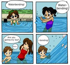 Waterbending