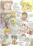 Chibi Lord of the Rings