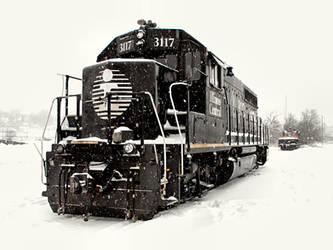 Locomotives by RosleinRot