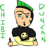 Chibi Duncan by DarknessOverAll13