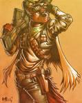 Kay The Desert Wanderer