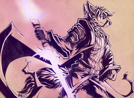 Dank Jedi by Boneitis