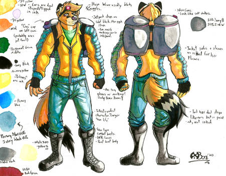 Alex Young Updated Ref Sheet