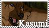 Kasumi stamp by CasArtss