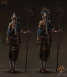 Ra-Netu priest