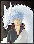 Gintama White.Beast