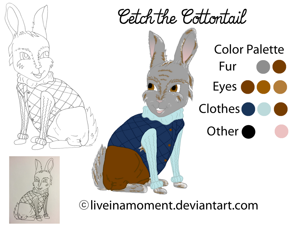 Cetch the Cottontail Attempt No. 2